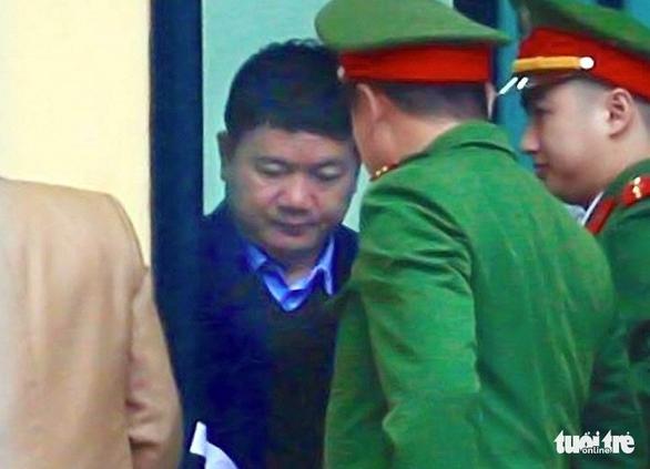 Đề nghị cách ly người làm chứng phiên tòa ông Đinh La Thăng - Ảnh 4.