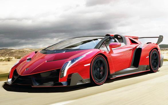 10 chiếc xe hơi đắt nhất thế giới - Ảnh 8.