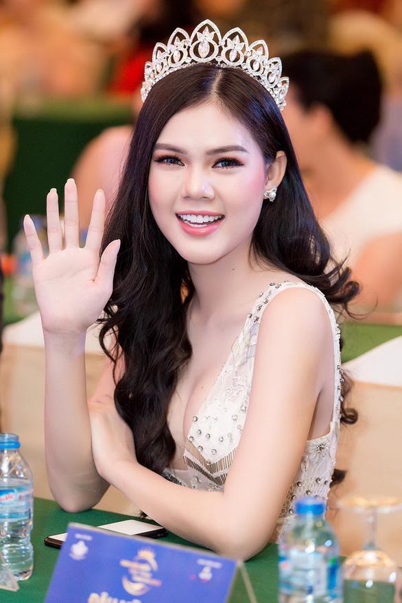 Á hậu Khánh Phương đồng hành cùng Hoa hậu biển  - Ảnh 4.
