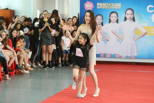 Nghệ sĩ nhí casting cho Tuần lễ thời trang trẻ em châu Á - Ảnh 5.
