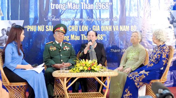 Nữ biệt động Sài Gòn kể chuyện trận Mậu Thân - Ảnh 1.