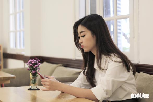 Hoa hậu Mỹ Linh không sang xem U23 thi đấu vì fan không muốn thế - Ảnh 3.
