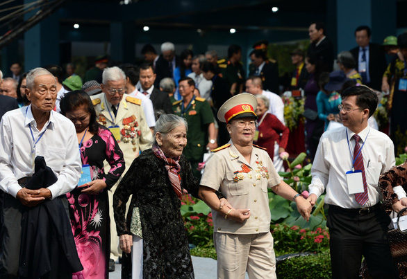 Mittinh trọng thể kỷ niệm chiến dịch Mậu Thân 1968 tại TP.HCM - Ảnh 9.