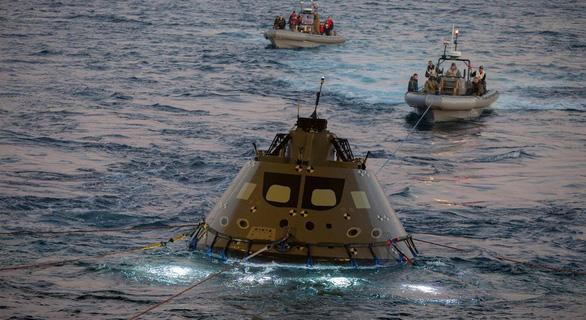 NASA ráo riết chờ trở lại Mặt trăng - Ảnh 2.