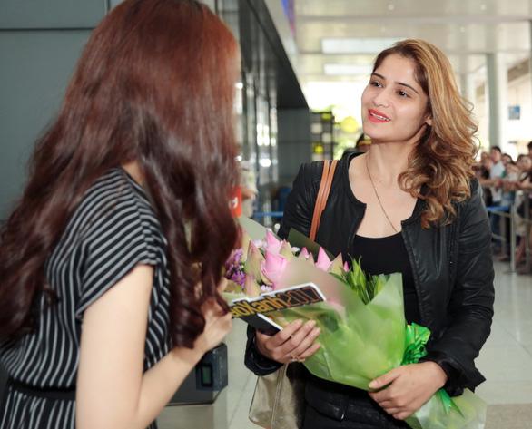 Diễn viên Arti Singh đến Việt Nam dự giải thưởng Ngôi sao xanh - Ảnh 1.