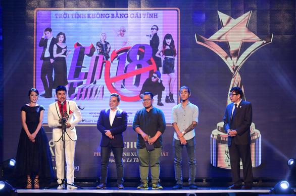 Giải thưởng ngôi sao xanh 2017 vinh danh Em chưa 18 - Ảnh 1.