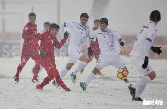 Thế giới trong tuần qua ảnh: Việt Nam giành á quân U23 châu Á trên sân tuyết - Ảnh 1.