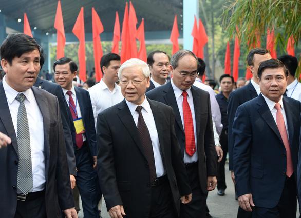 Mittinh trọng thể kỷ niệm chiến dịch Mậu Thân 1968 tại TP.HCM - Ảnh 2.