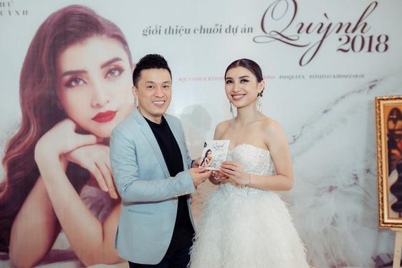 Tiêu Châu Như Quỳnh rơi nước mắt ngày ra mắt album - Ảnh 5.
