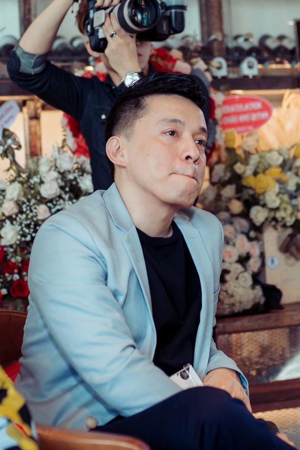 Tiêu Châu Như Quỳnh rơi nước mắt ngày ra mắt album - Ảnh 8.
