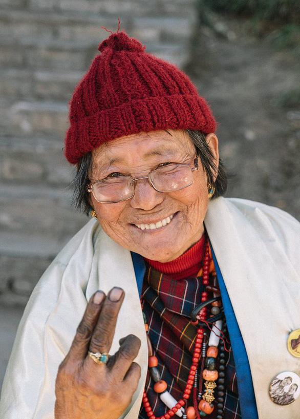 Hạnh phúc là mỉm cười ở Bhutan - Ảnh 4.