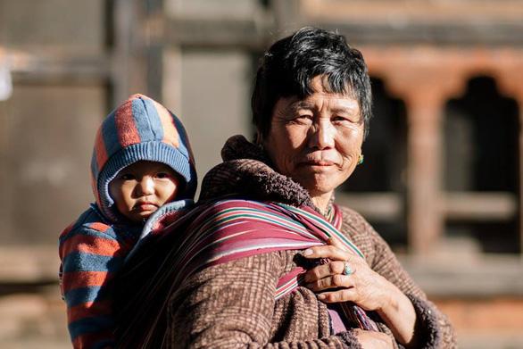 Hạnh phúc là mỉm cười ở Bhutan - Ảnh 7.