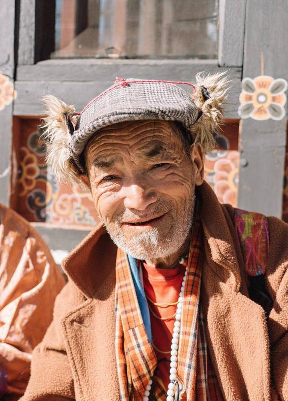 Hạnh phúc là mỉm cười ở Bhutan - Ảnh 9.