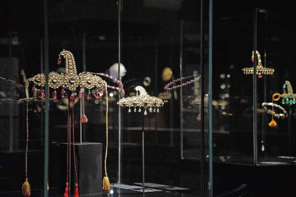 Nhiều trang sức quý của Qatar triển lãm tại Venice bị đánh cắp - Ảnh 1.
