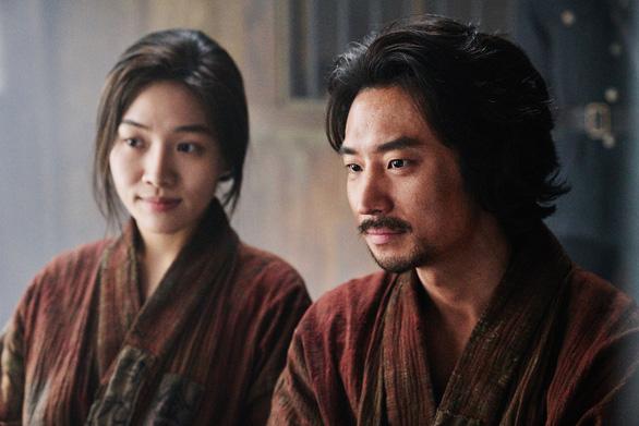 Phim chiến tranh Nhật - Hàn khai mạc Liên hoan phim Osaka - Ảnh 1.