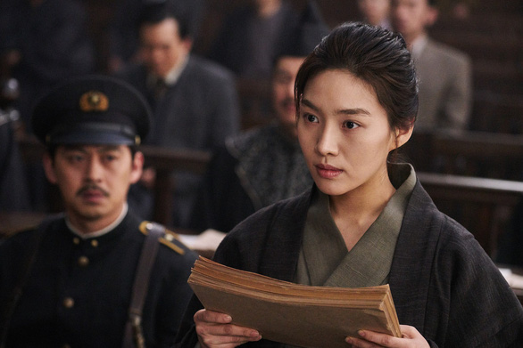 Phim chiến tranh Nhật - Hàn khai mạc Liên hoan phim Osaka - Ảnh 3.