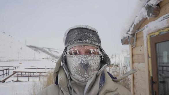Nơi chỉ nhìn hình đã lạnh cóng người - Ảnh 8.