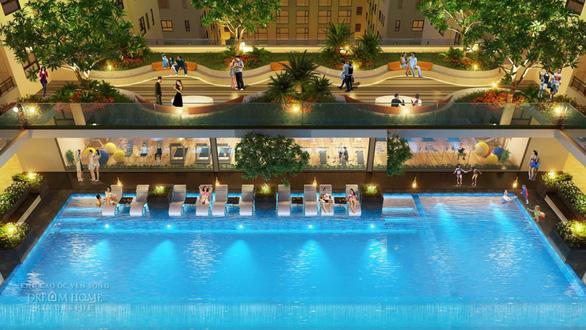 Khai trương căn hộ mẫu Dream Home Riverside - Ảnh 2.