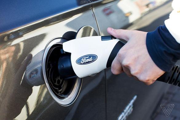 Ford phát triển xe hơi kết nối mã nguồn mở - Ảnh 1.