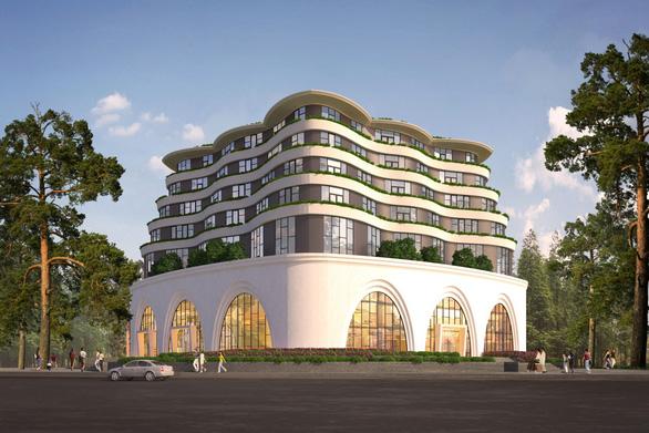 Bất động sản nghỉ dưỡng Đà Lạt mời gọi nhà đầu tư - Ảnh 2.