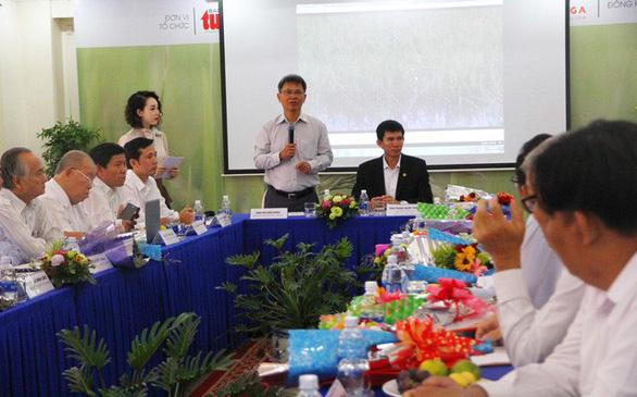 Báo Tuổi Trẻ ra mắt chuyên trang Mekong xanh - Ảnh 1.