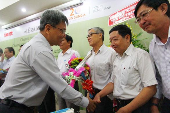 Báo Tuổi Trẻ ra mắt chuyên trang Mekong xanh - Ảnh 2.