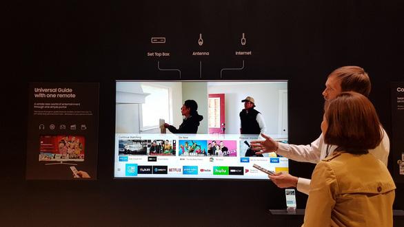 AI và IoT sẽ nâng tầm Smart TV của Samsung - Ảnh 3.
