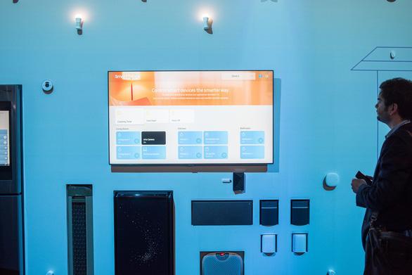 AI và IoT sẽ nâng tầm Smart TV của Samsung - Ảnh 4.