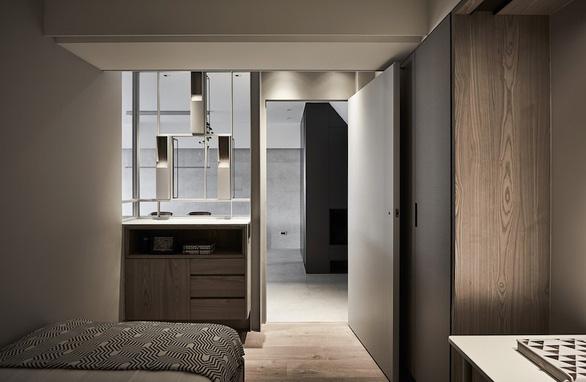 Dùng ánh sáng để trang trí toàn căn hộ - Ảnh 4.