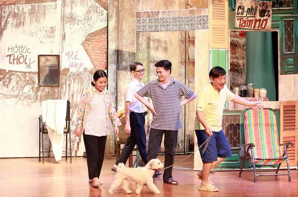 Từ hẻm nhỏ tới ngã tư Sài Gòn - Tết này trên sân khấu kịch - Ảnh 4.