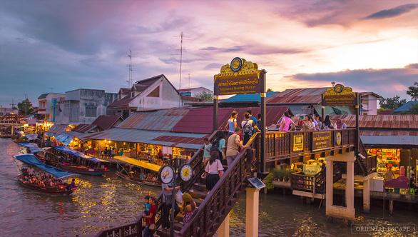Khám phá hết Bangkok trong 24 giờ - Ảnh 4.