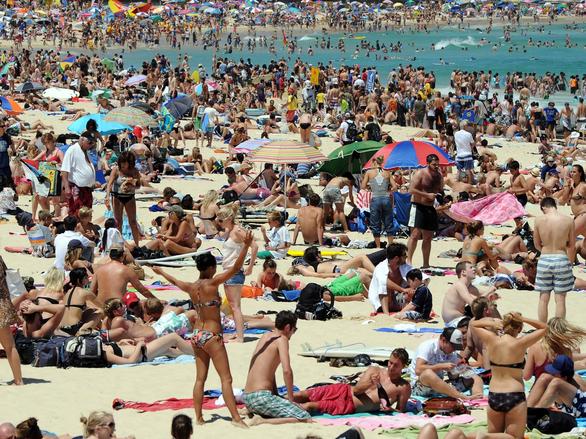 Đi Úc chơi mùa này 'tan chảy' vì nắng nóng - Ảnh 6.