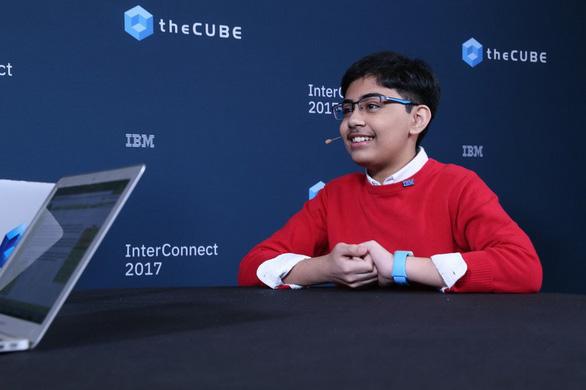 Hành trình thành chuyên gia trí tuệ nhân tạo của cậu bé 14 tuổi - Ảnh 1.