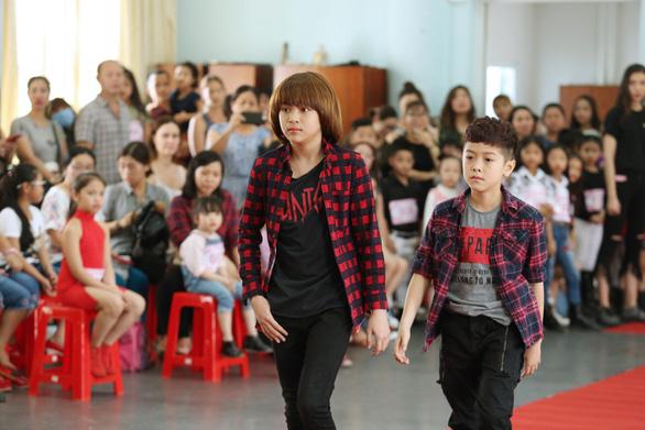 Nghệ sĩ nhí casting cho Tuần lễ thời trang trẻ em châu Á - Ảnh 2.