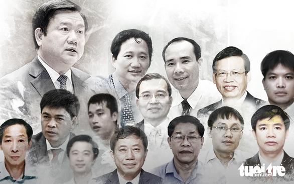 Xe đặc chủng đưa ông Đinh La Thăng, Trịnh Xuân Thanh đến tòa - Ảnh 7.