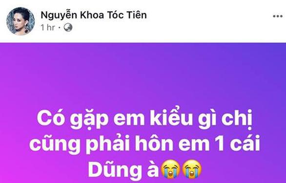 Mỹ Tâm, Đàm Vĩnh Hưng cầm cờ đi bão mừng chiến thắng U-23 VN - Ảnh 16.