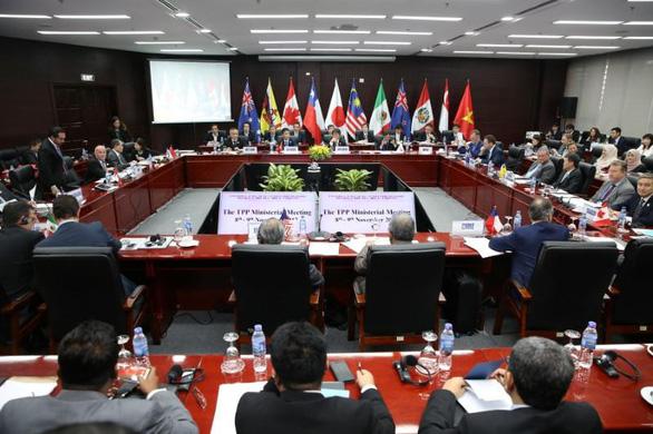 Thủ tướng Canada tuyên bố đã đạt được TPP mới không có Mỹ - Ảnh 1.