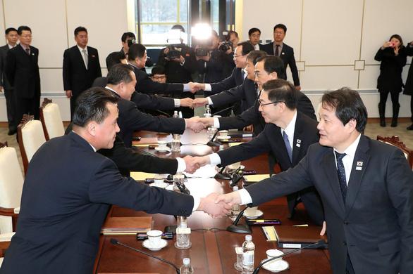 Vũ khí hạt nhân Triều Tiên chỉ nhằm đối phó Mỹ - Ảnh 1.