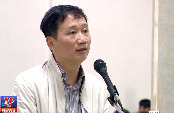 Trịnh Xuân Thanh lại bị đề nghị thêm án tù chung thân - Ảnh 1.