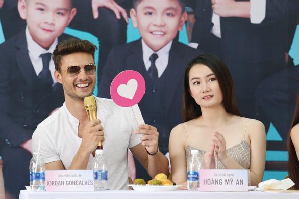 Nghệ sĩ nhí casting cho Tuần lễ thời trang trẻ em châu Á - Ảnh 6.