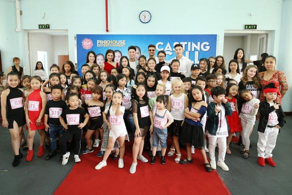 Nghệ sĩ nhí casting cho Tuần lễ thời trang trẻ em châu Á - Ảnh 7.