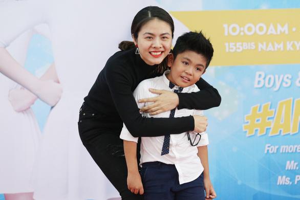 Nghệ sĩ nhí casting cho Tuần lễ thời trang trẻ em châu Á - Ảnh 1.