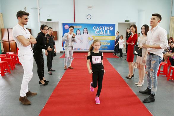 Nghệ sĩ nhí casting cho Tuần lễ thời trang trẻ em châu Á - Ảnh 4.