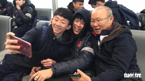 Park Hang Seo - huấn luyện viên của nhiều thần tượng Kpop - Ảnh 4.