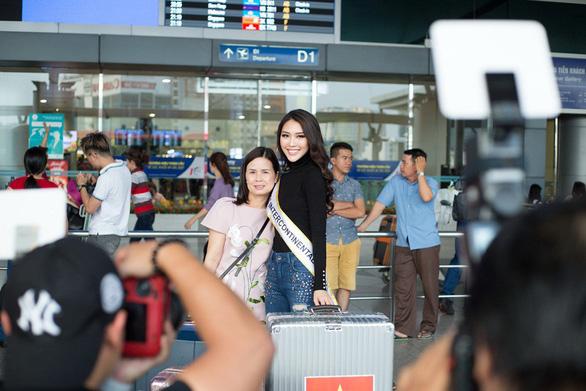 Tường Linh quyết vào top 5 Hoa hậu Liên lục địa 2017 - Ảnh 3.
