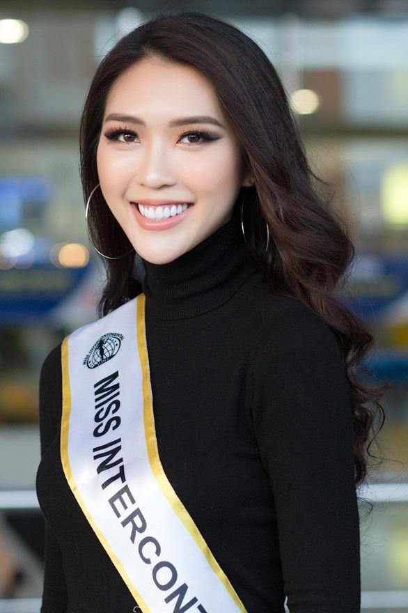 Tường Linh quyết vào top 5 Hoa hậu Liên lục địa 2017 - Ảnh 1.