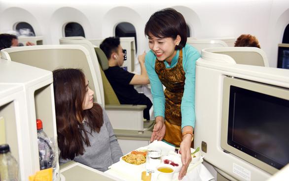 Thai Vietjet, Vietnam Airlines tăng cường khai thác tần suất bay quốc tế - Ảnh 2.