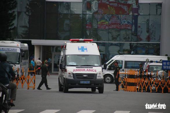 Du khách gặp nạn ở Ai Cập đã về TP.HCM, đang dần ổn định - Ảnh 8.