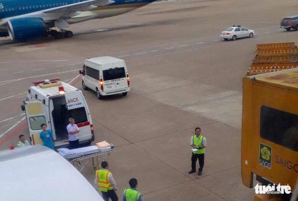 Du khách gặp nạn ở Ai Cập đã về TP.HCM, đang dần ổn định - Ảnh 12.