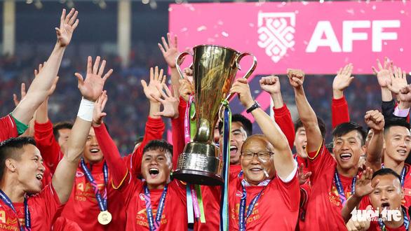 Bóng đá Việt hướng đến huy chương vàng SEA Games 2019 - Ảnh 1.